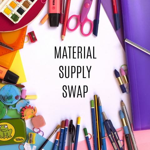 MATERIAL SUPPLY SWAP