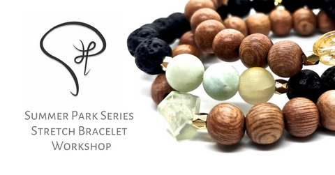 Stretch Bracelet Workshop Booking