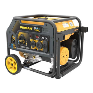 FIRMAN H03652 - 4550 WATT DUAL FUEL GENERATOR-American Camp Supply