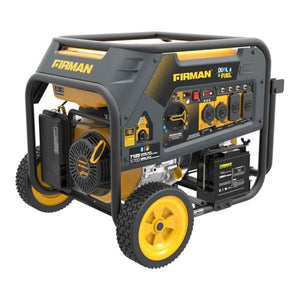 FIRMAN H05751 - 7125 WATT DUAL FUEL GENERATOR ELECTRIC START-American Camp Supply