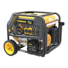 Load image into Gallery viewer, FIRMAN H05751 - 7125 WATT DUAL FUEL GENERATOR ELECTRIC START-American Camp Supply