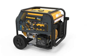FIRMAN H08051 - 10000 WATT DUAL FUEL GENERATOR-American Camp Supply
