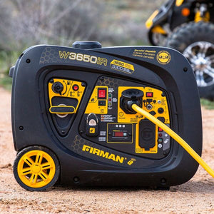 HOLIDAY SPECIAL! 3650 Watt Inverter Generator with Remote Start-American Camp Supply
