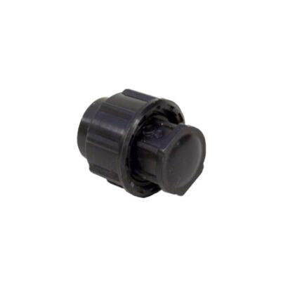 SPLASHWORKS HDPE END CAP 25MM