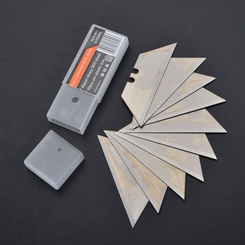 10Pcs Universal Knife Blade