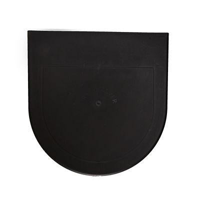 Splashworks Pvc Drain Cover Black