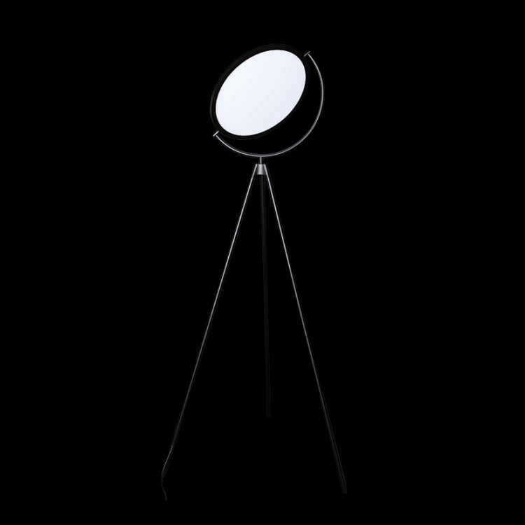 K LIGHT Moon-light Floor Lamp with Movable Head and with Foot switch