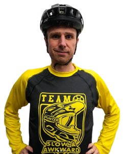 Team Slow and Awkward LS Jersey