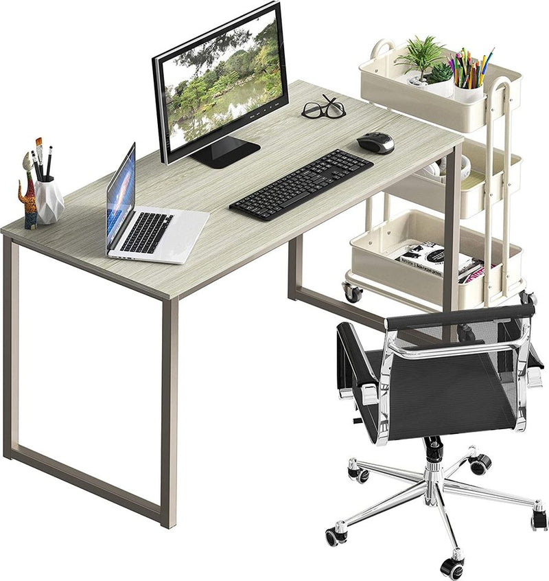 Home Office 48-Inch Computer Desk, Maple