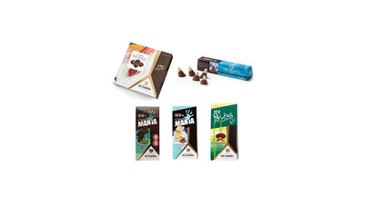 Men's Booster - Delightful Chocolate Package