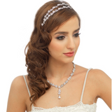 Alicia Crystal Headband