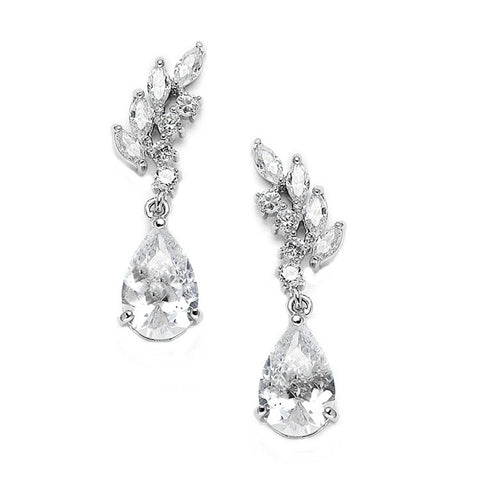 Ladonna Crystal Earrings
