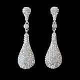 Raegan Crystal Earrings