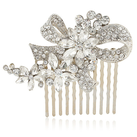Raya Crystal Hair Comb