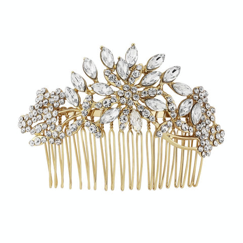 Orla Crystal Hair Comb
