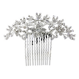 Gloria Crystal Hair Comb