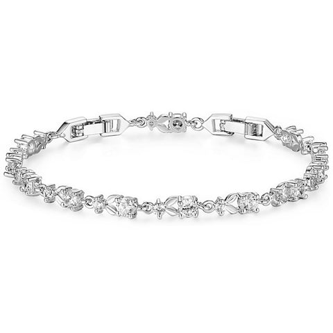 Julianna Crystal Bracelet