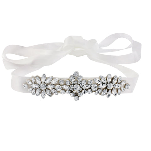 Laura Bridal Sash