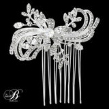 SassB Crystal Hair Comb