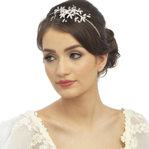 SassB Heidi Crystal Hair Band