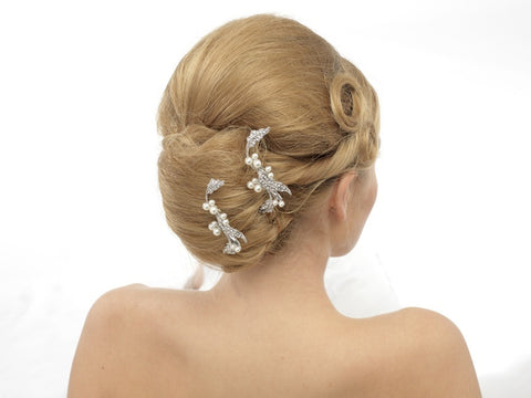 Yvonne Set of 2 Hair Pins