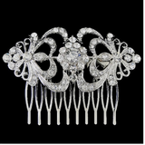 Veronica Crystal Hair Comb