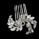 Jennifer Crystal Hair Comb