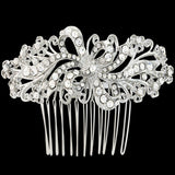 Amelie Crystal Hair Comb