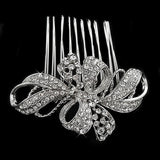 Gina Crystal Hair Comb