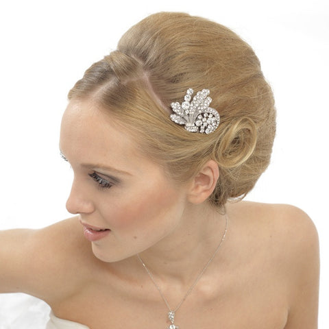 Lyla Crystal Hair Comb