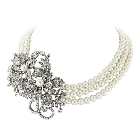 Irina Pearl Necklace