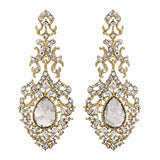 Meera Crystal Earrings