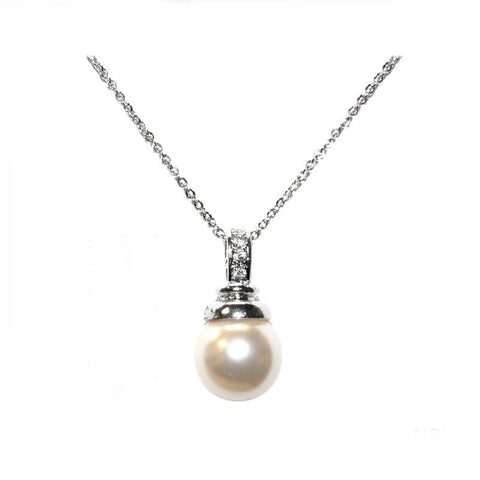 Indira Pearl Necklace