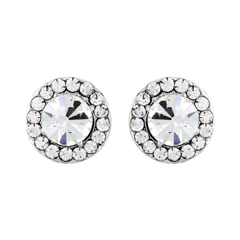 Thea Crystal Earrings