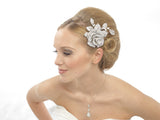 Cressida Rose Hair Piece