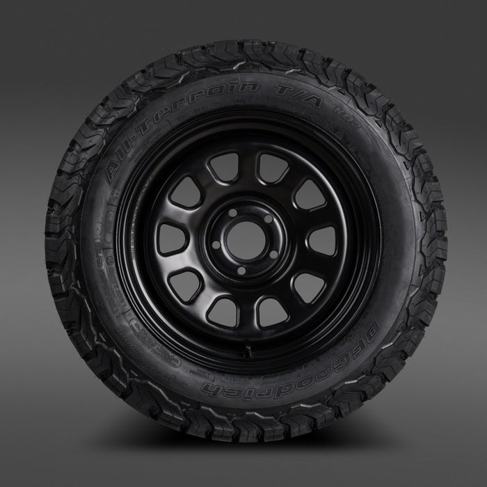 "TuffAnt 18"" Gen 2 Steel Wheels & Tyres - Discovery 4"