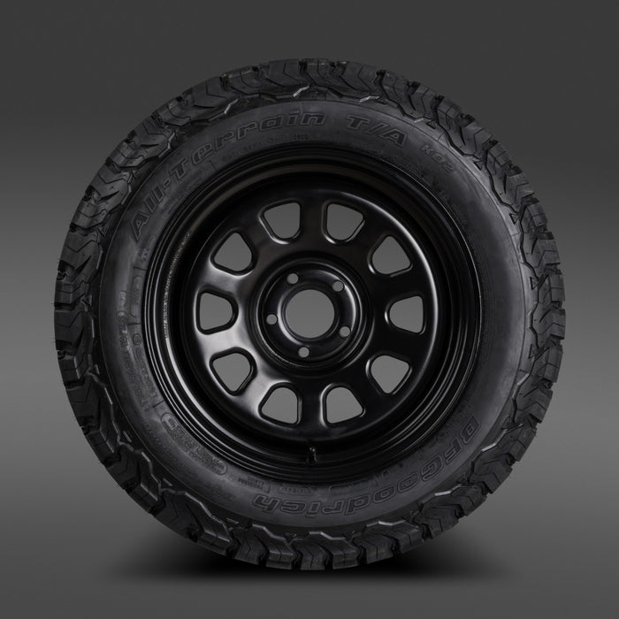 "TuffAnt 18"" Gen 2 Steel Wheels & Tyres - Discovery 5"