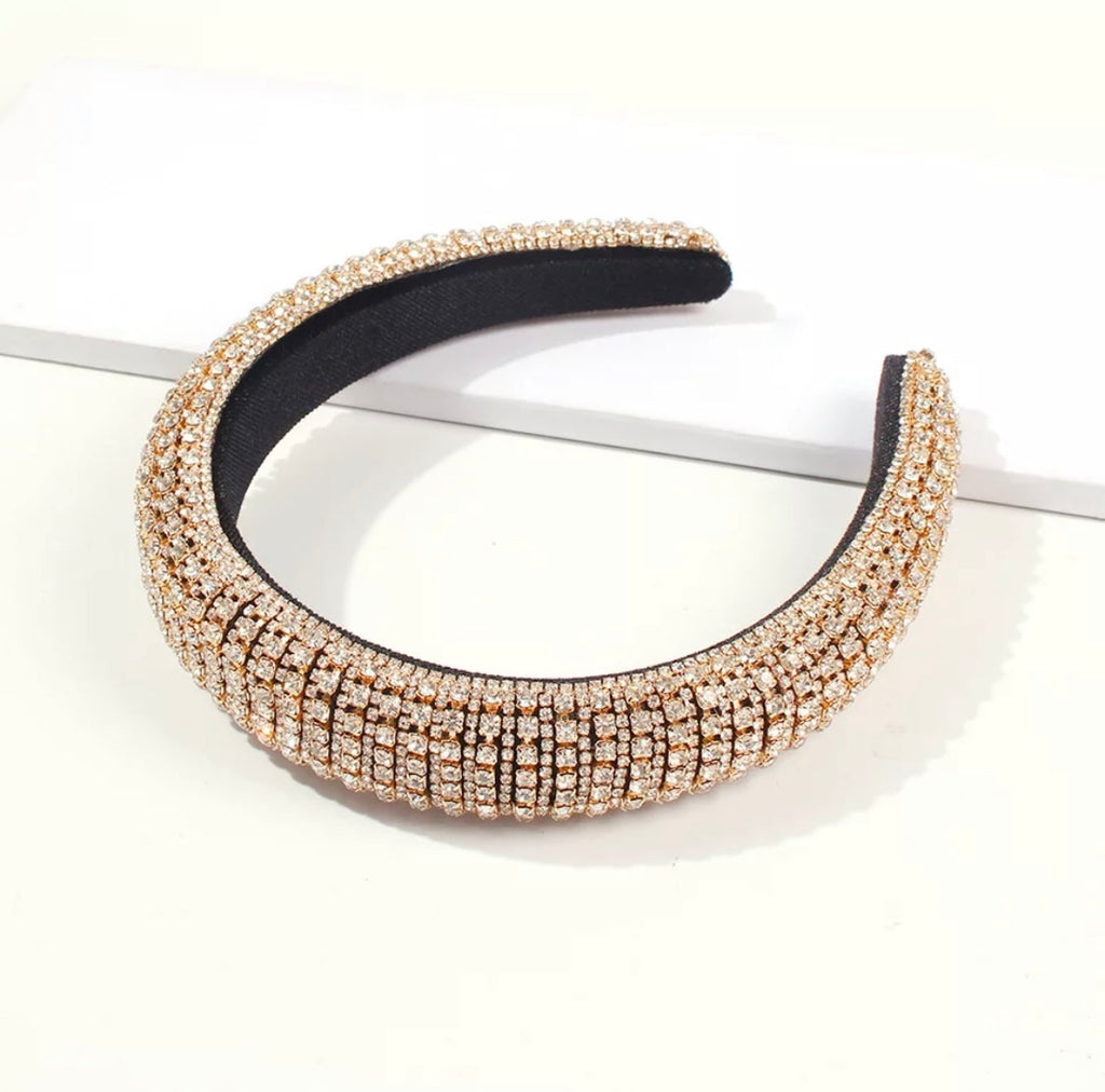 Fashion Luxury Headband