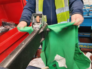 Part 1: Workwear Destruction & Textile Recycling (What We Do)