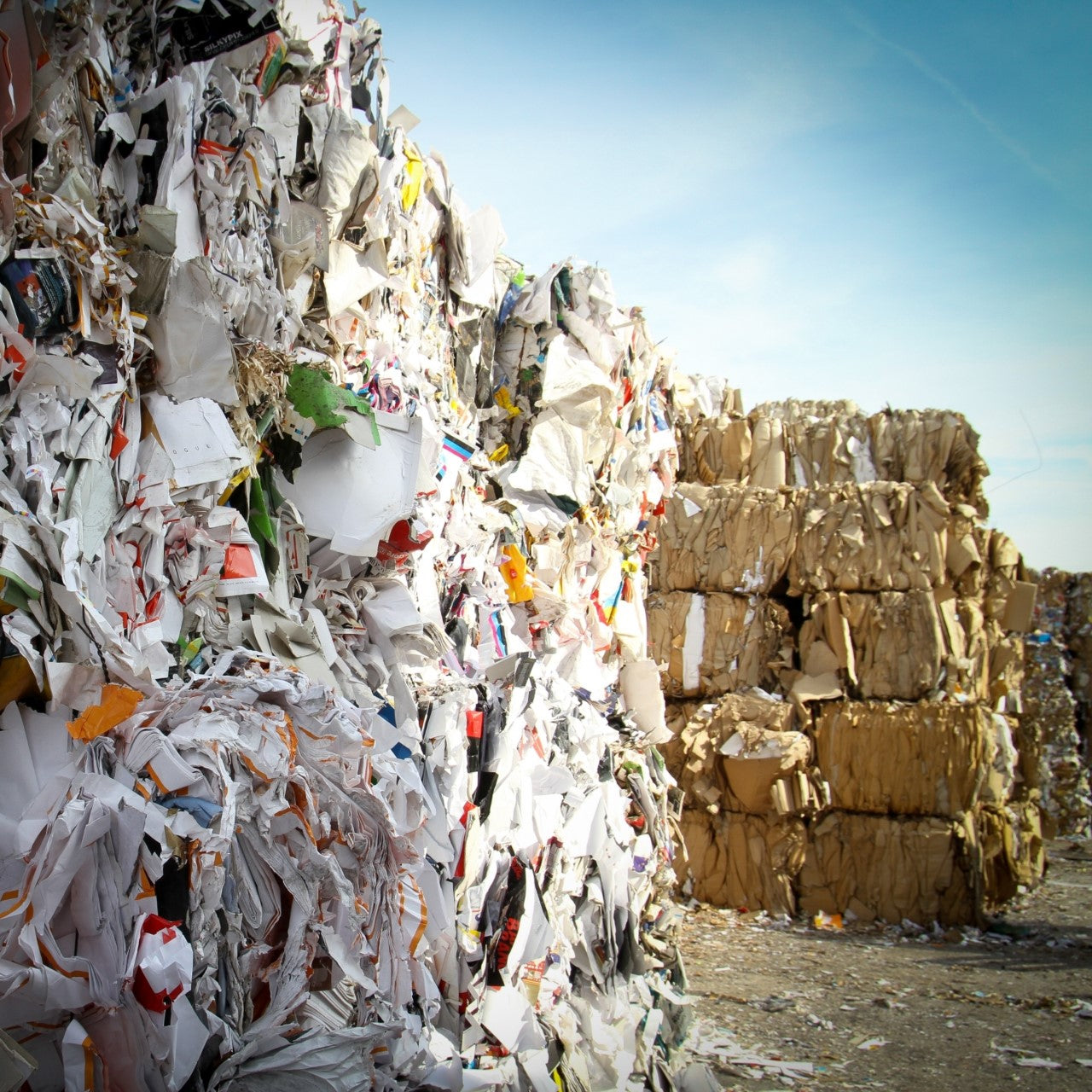Coppermill Ltd Textile Recycling