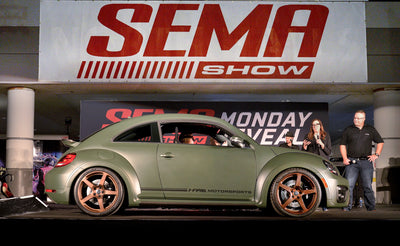 For #ByeByeBeetle, an HPA 700HP tribute for SEMA