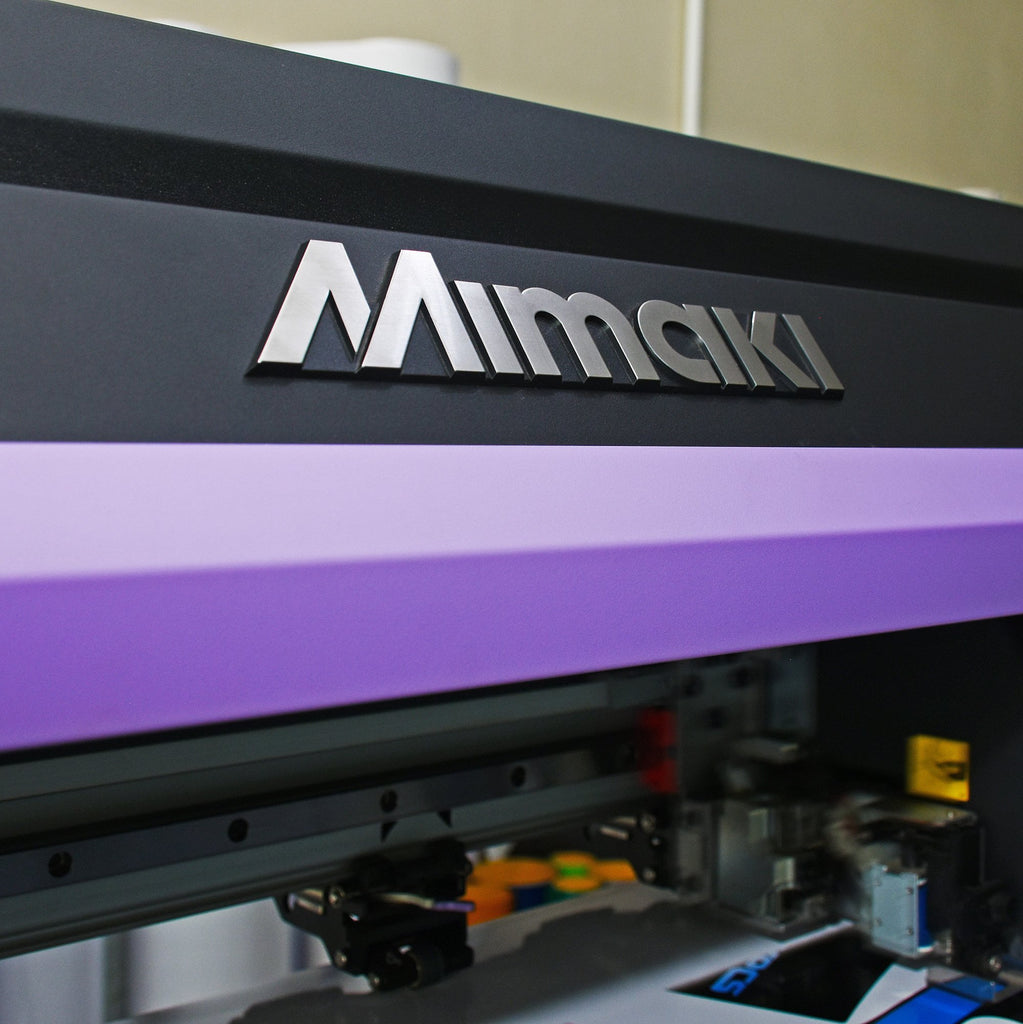 Our investment in new equipment | Printed Agility