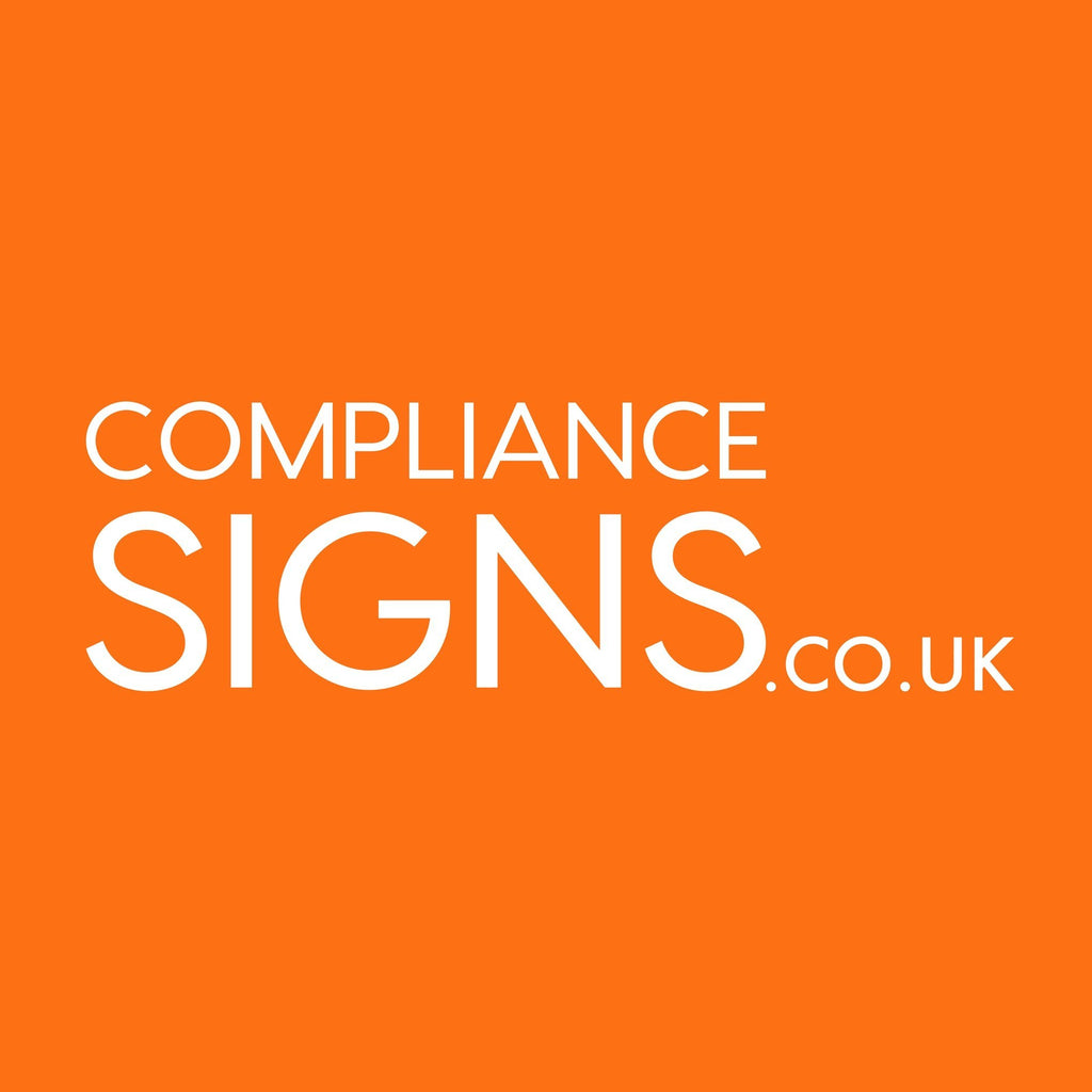 Say hello to ComplianceSigns.co.uk | Printed Agility