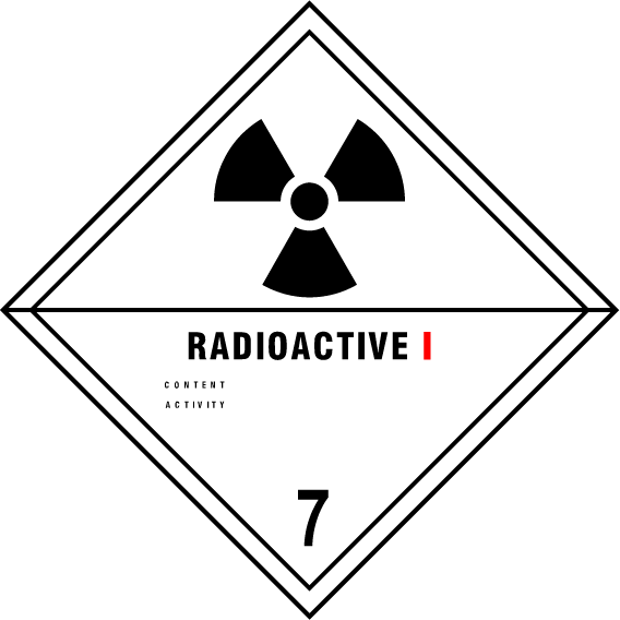 Radioactive I Sign - Printed Agility