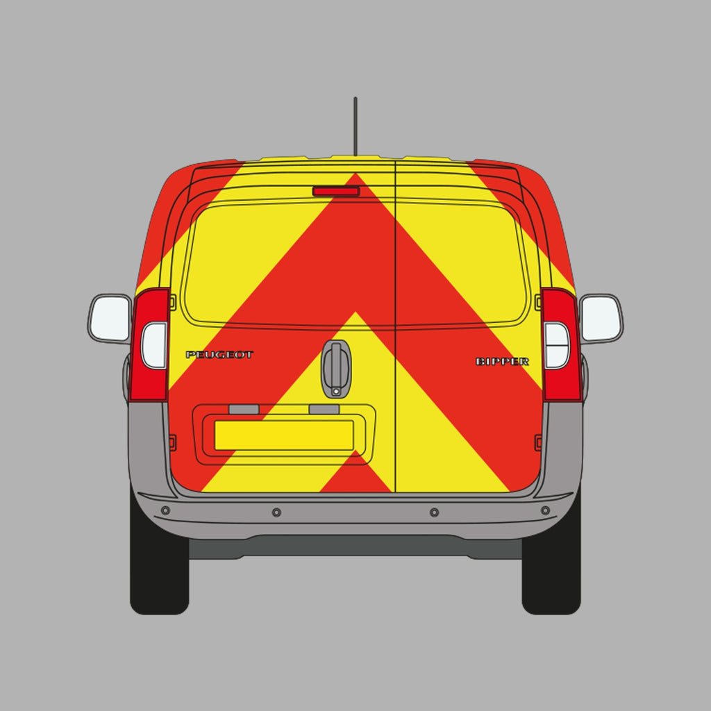 Small Van Sign Writing - Printed Agility