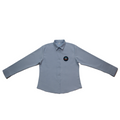 Light Blue Long-sleeve Shirt(Girls)