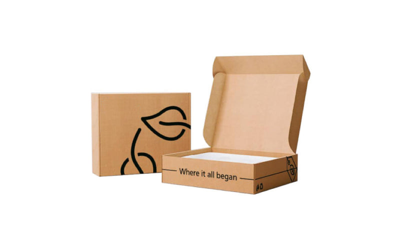 PRINTED CUSTOM BOXES by Boxaroo