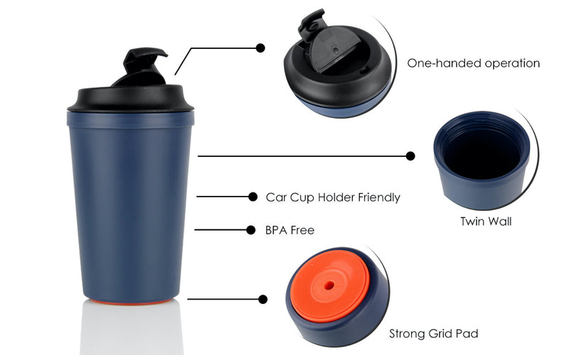 FINCH Cup with Suction Grip (340ml)