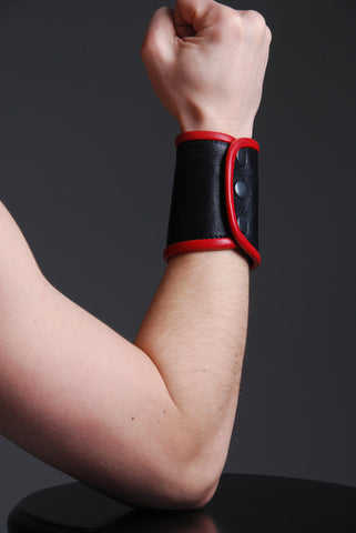 Wristband With Binding