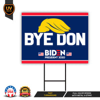 BYEDON 2020 Yard Sign